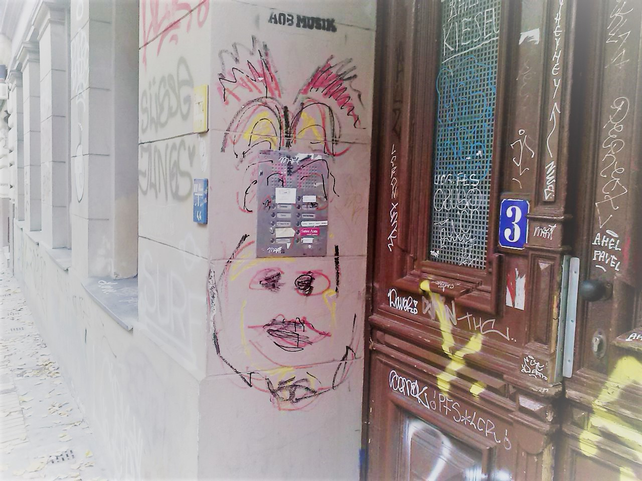 03154 | berliner mauern | berlin, drawing, graffiti