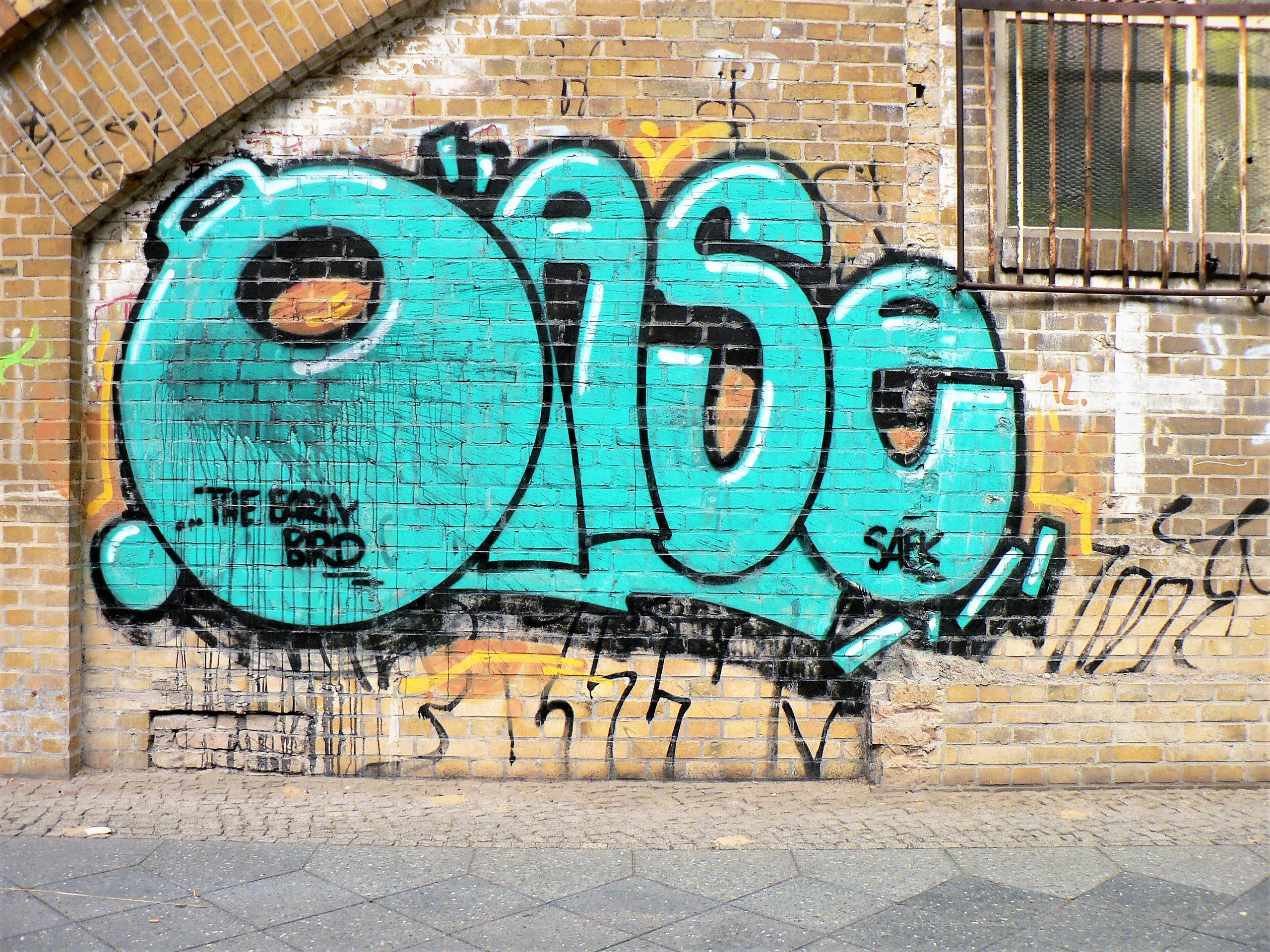 03015 | berliner mauern | berlin, graffiti, writing