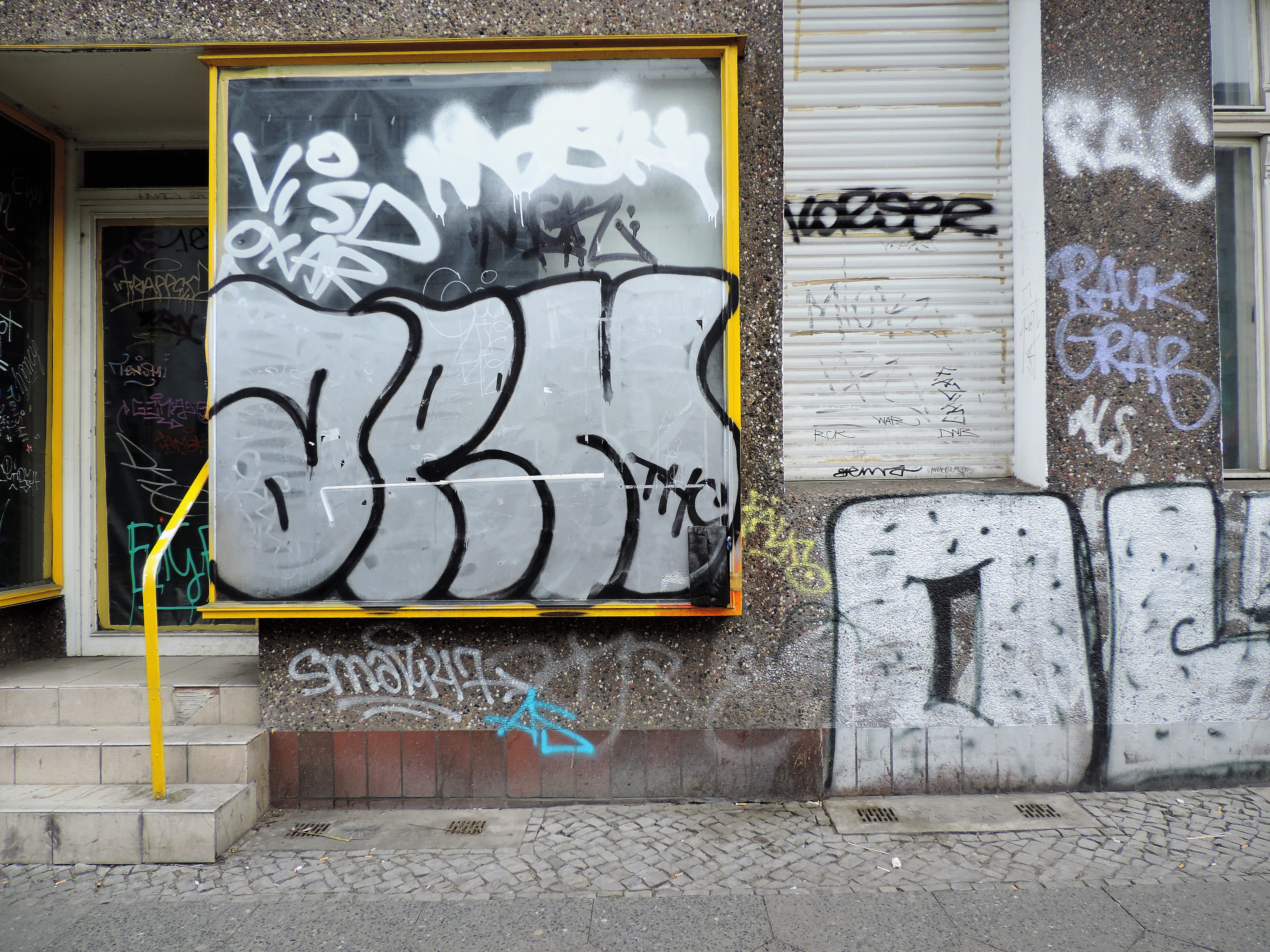 03802 | berliner mauern | berlin, graffiti, spraying