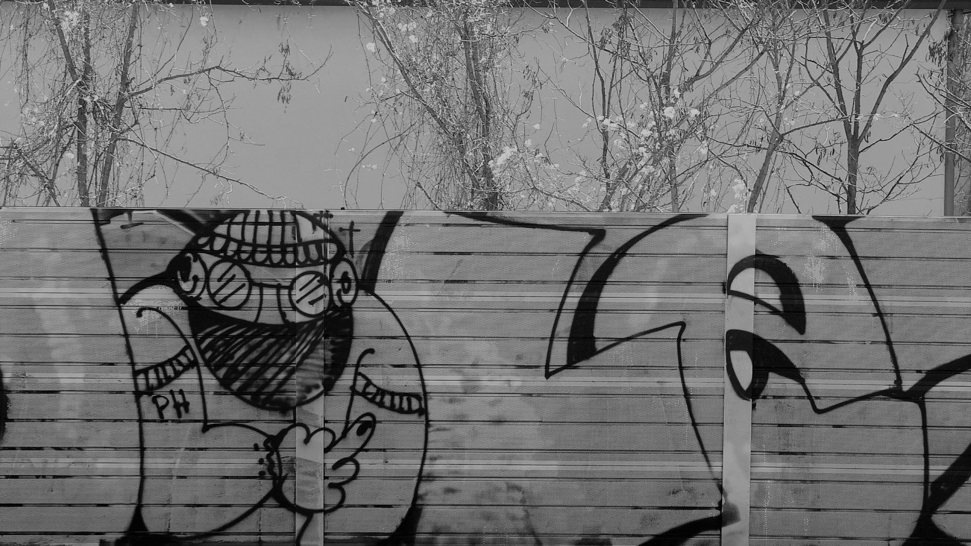 04314 | berliner mauern | berlin, graffiti, player