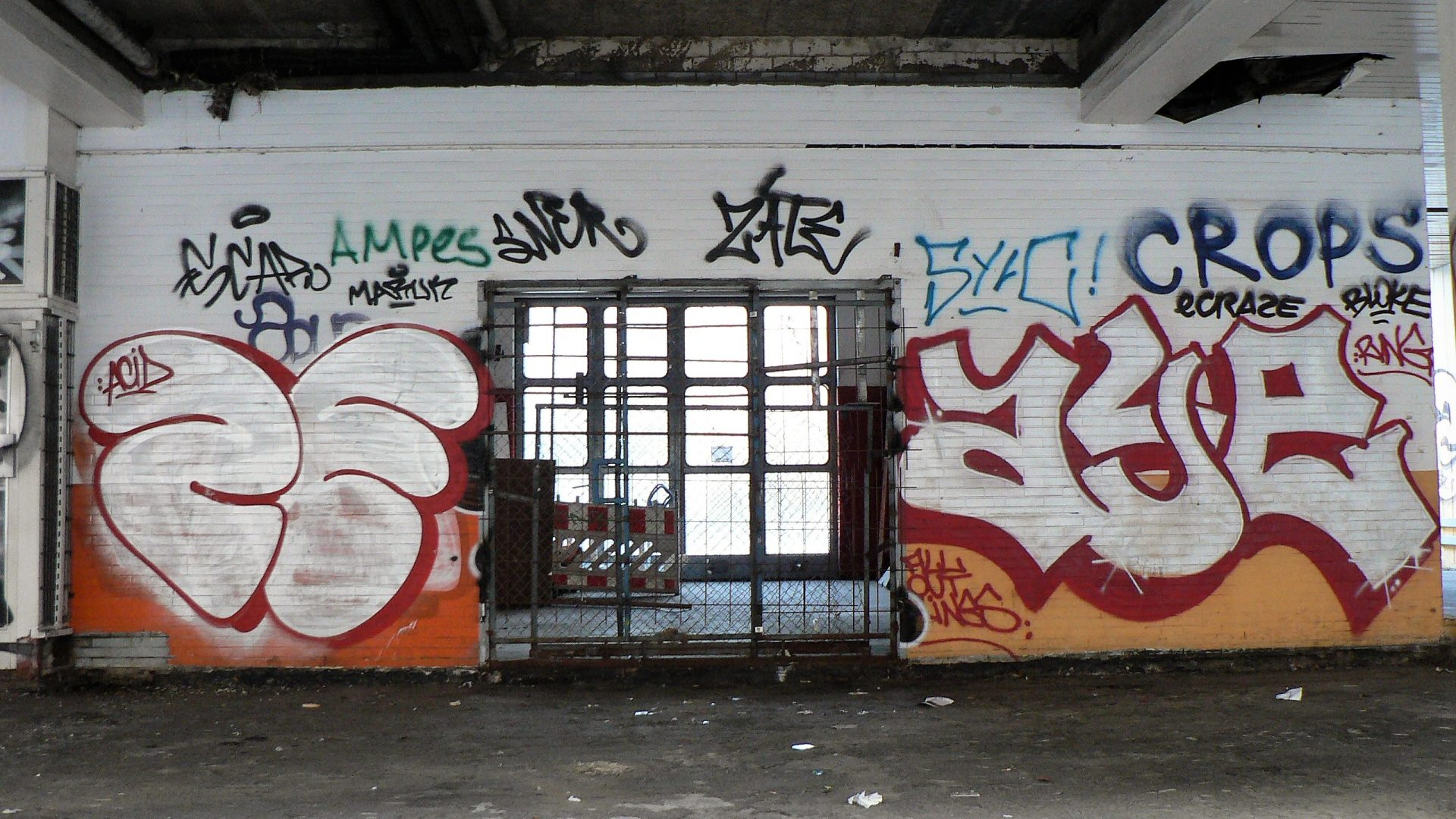 05179 | berliner mauern | berlin, graffiti, tags and throws