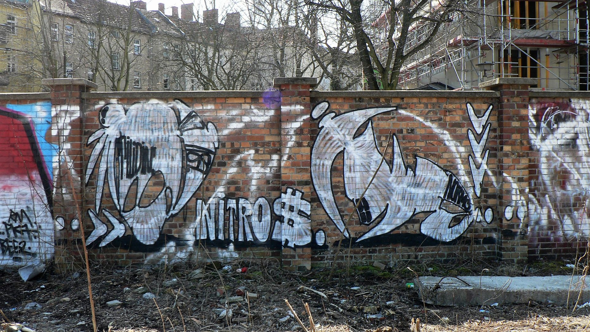 05198 | berliner mauern | berlin, graffiti, wall art