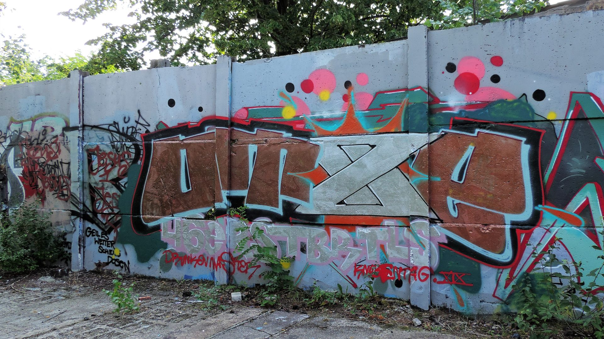 05330 | berliner mauern | berlin, graffiti, spraying
