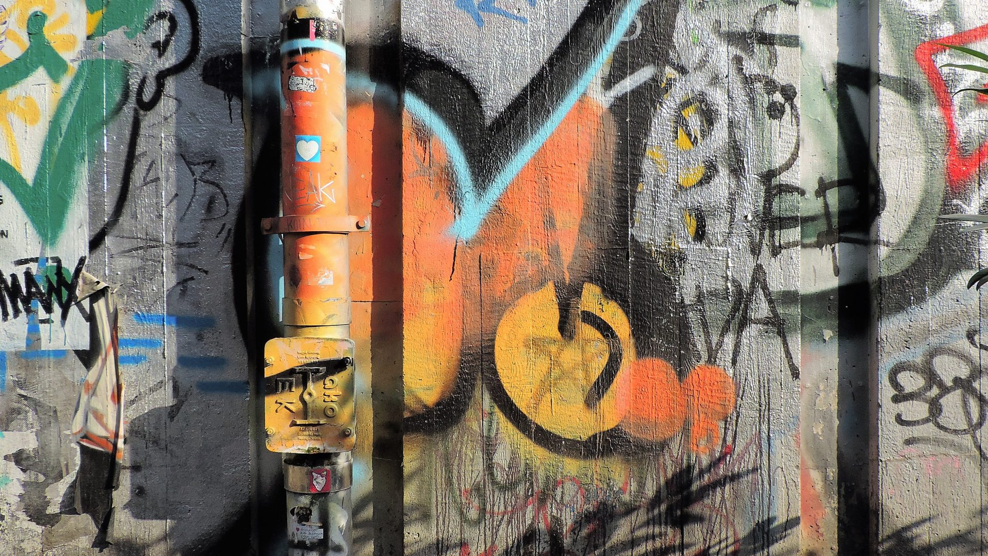 05338 | berliner mauern | berlin, graffiti, spraying