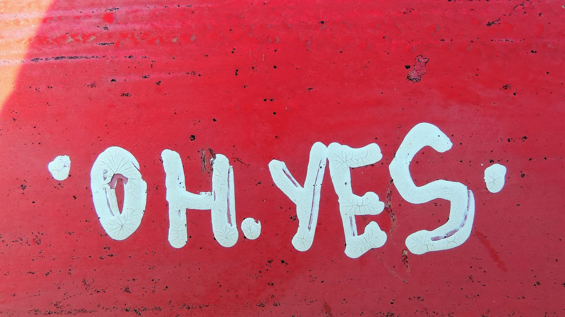 05412   berliner mauern   berlin, oh yes, red