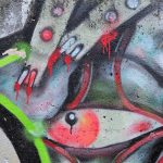 Abstract 011 | berliner mauern |