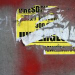 Abstract 012 | berliner mauern |