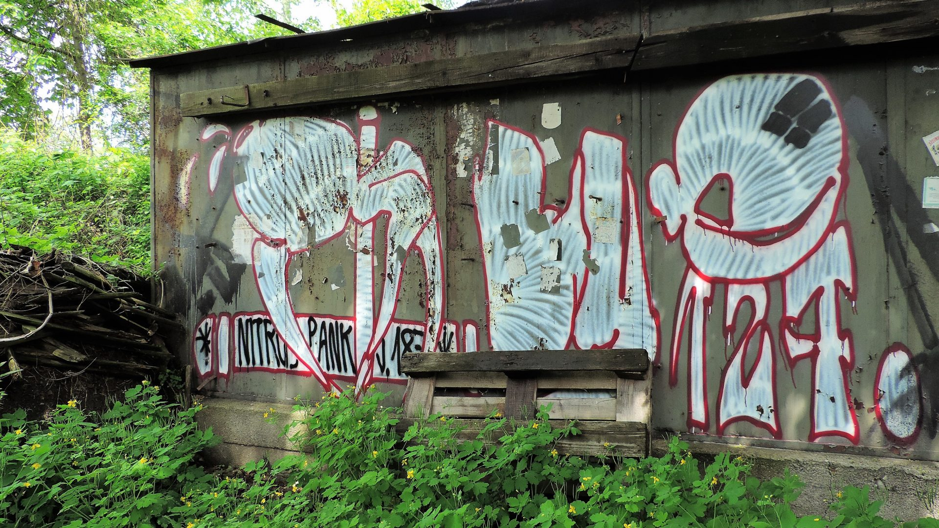 06253 | berliner mauern | berlin, graffiti, spraying